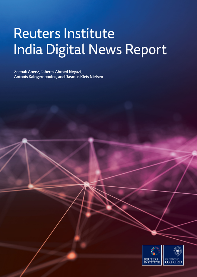 India Digital News Report | Reuters Institute for the Study of