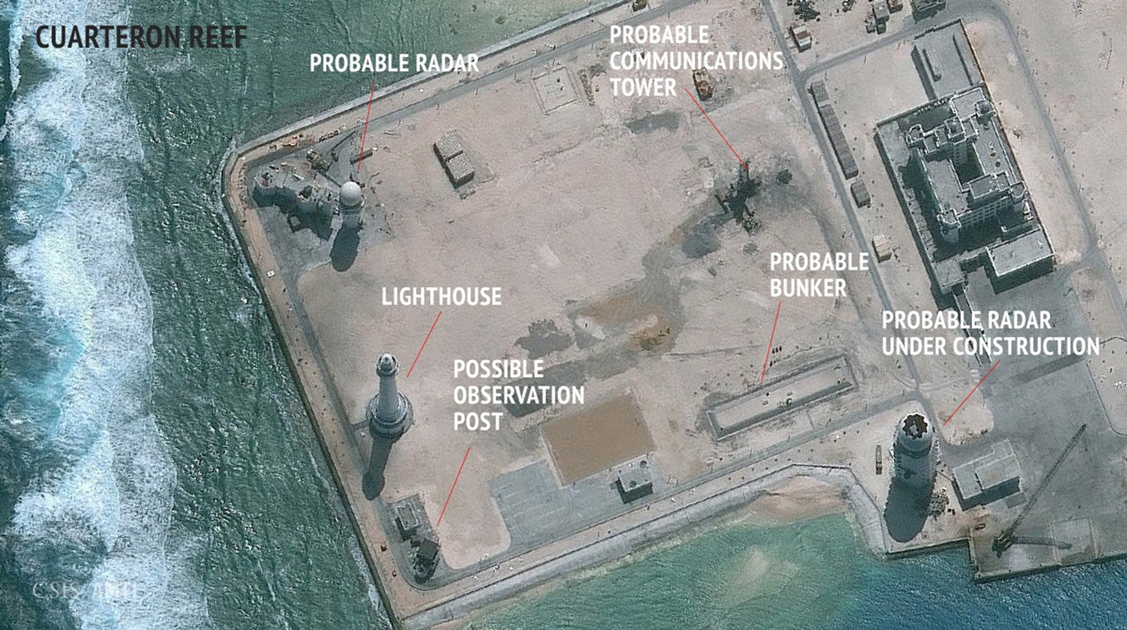 The growth of satellite imagery in journalism
