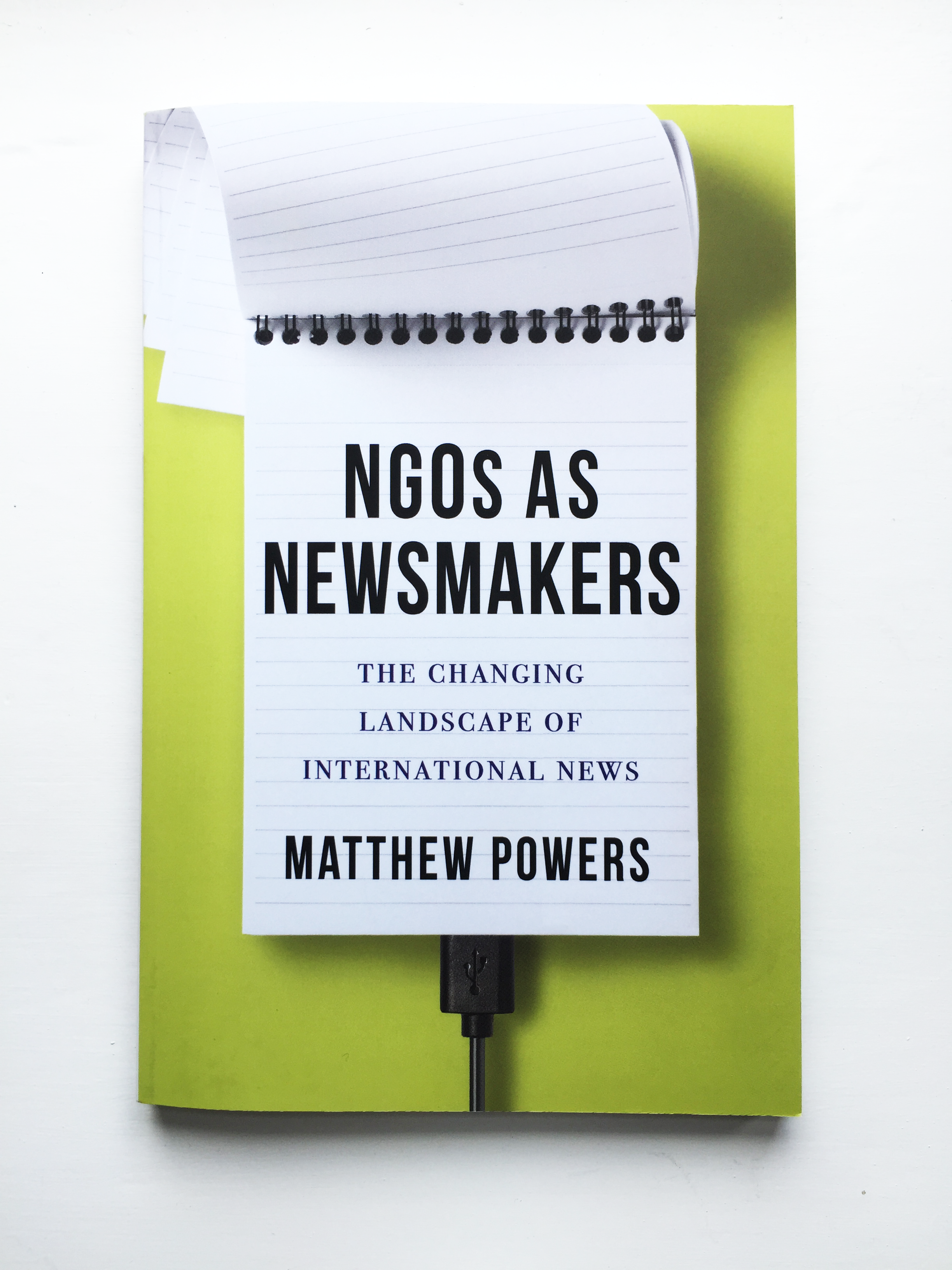 NGOs as Newsmakers Cover Image