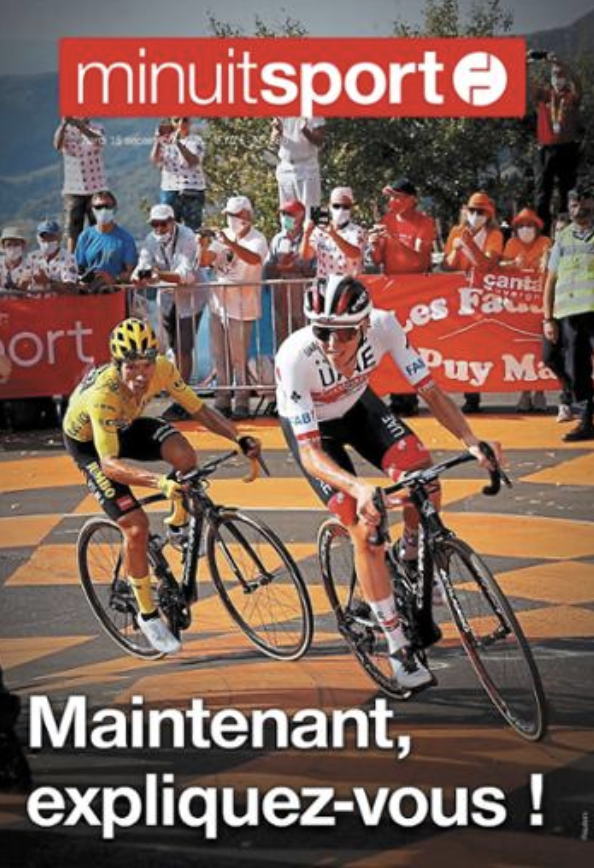 Minuit Sport front cover