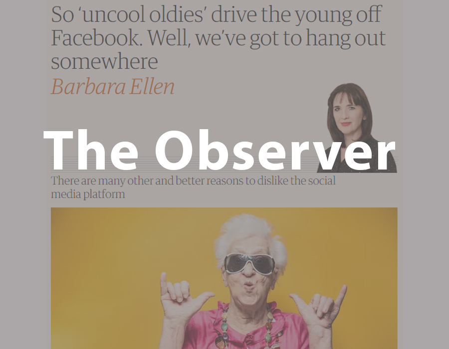 Kantar report in Observer