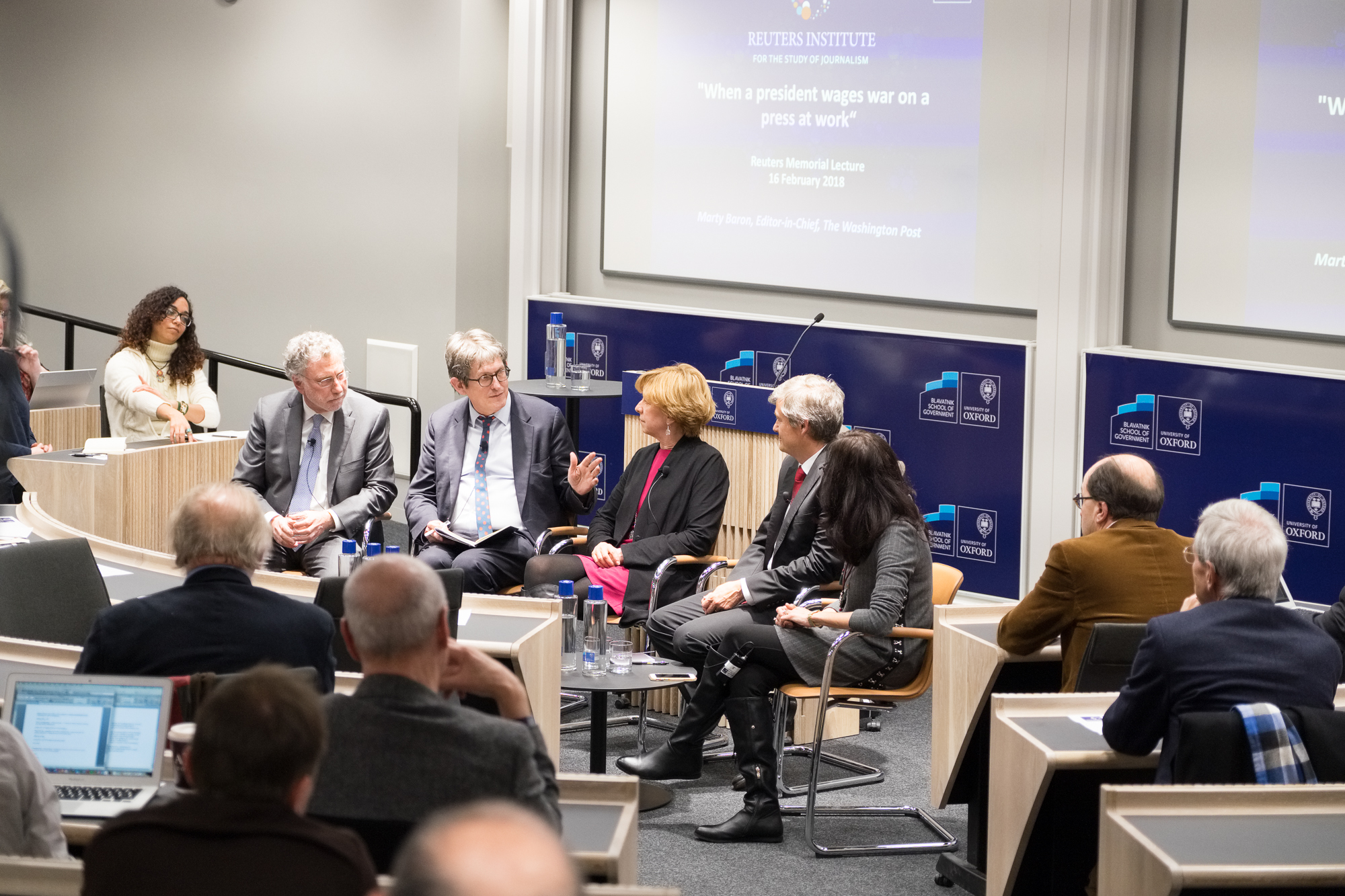Panel discussion at Memorial Lecture
