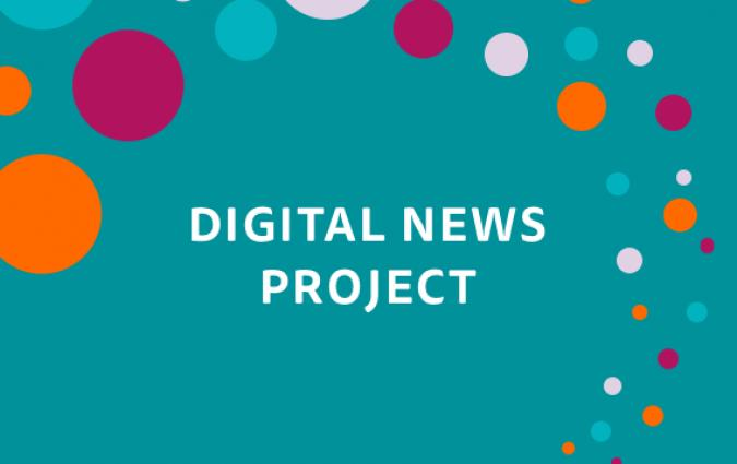 digital news project