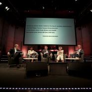 BBC Truth and Power Conference panel