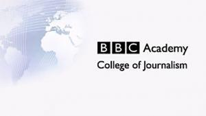 bbc college of journalism logo
